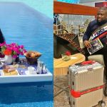 Slay Queen, Mona Gucci, Alleges That Jackie Appiah And Hushpuppi Were Once Spotted Together At A Hotel In Dubai
