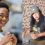 Afia Schwar Tags Mizz Esi As a Ghc100 Prostitute For Crowning Herself As The Queen Of Comedy In Ghana