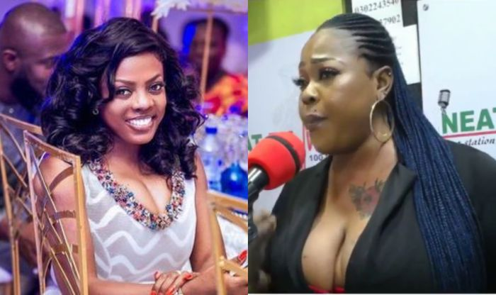 Slay Queen, Mona Gucci, Tags Nana Aba Anamoah As The Mother Of All Slay Queens In Ghana - Also Reveals She's A Pimp