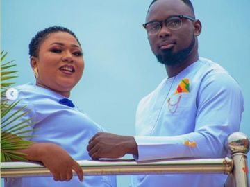 Xandy Kamel Might've Blindfolded Her yet-to-be-husband, King Kaninja With Mama Gee's Concoction To Propose Marriage