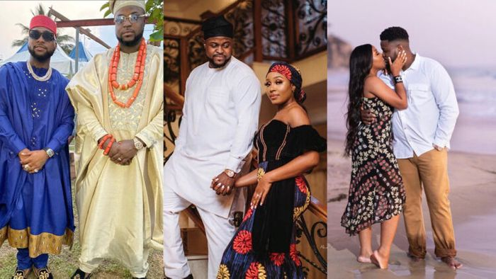 Davido's Brother, Adewale's 4-month-old-marriage To Kani Is Reportedly In Chaos