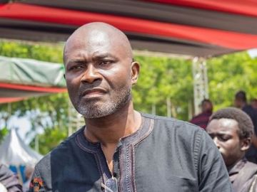 Coronavirus Grabbed Kennedy Agyapong's Wife And Cousin In The United States