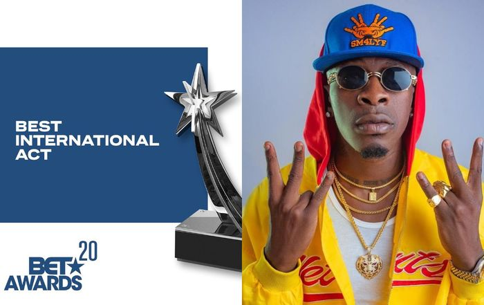 BET 2020: Shatta Wale For The 100th Time Fails To Grab A BET Awards Nomination - Check Out Full List Of Nominees