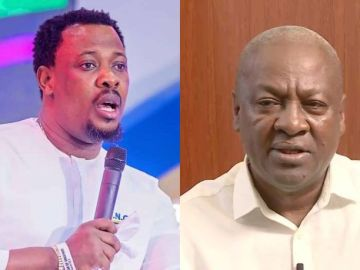 Kennedy Agyapong Claims Prophet Nigel Gaisie Has Slept With President Mahama's 4 Side chicks