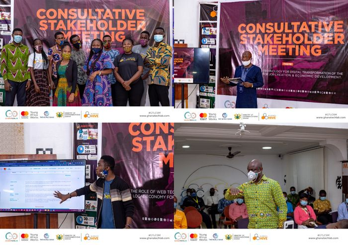 Kumasi Hive Organizes Its First Consultative Stakeholders Meeting For The Year