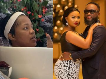 Nana Ama McBrown Says She Doesn't Care About Whatever Happened Between Her Husband And Mzbel