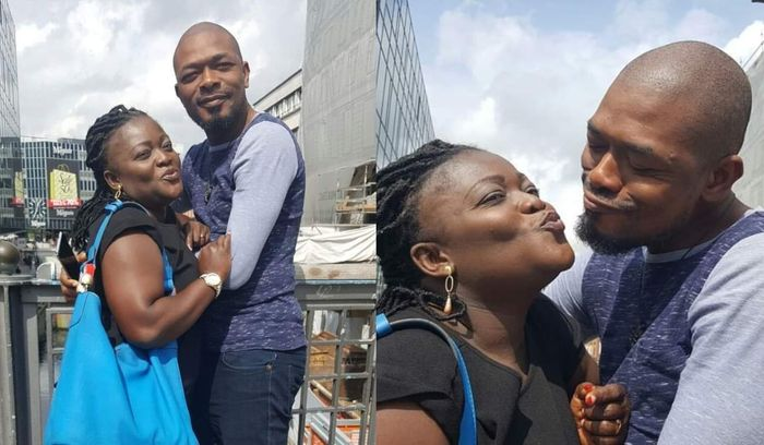 Check Out Photos Of Nana Yaa Brefo's US-based Husband Whom She Has Been Hiding For Years