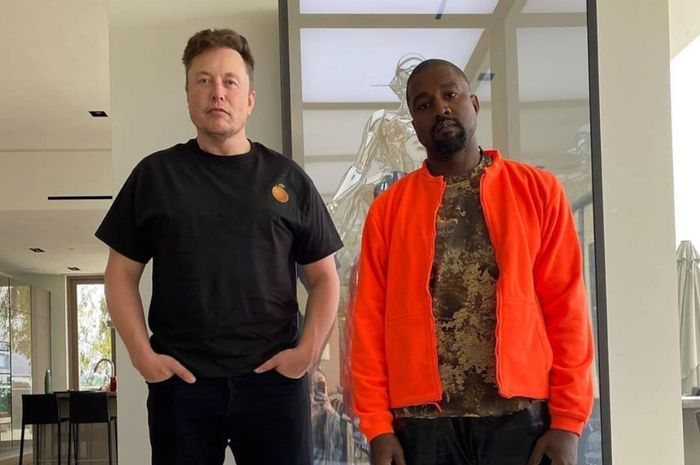 Billionaire Elon Musk Says He's In Full Support Of Kanye West's Presidential Bid