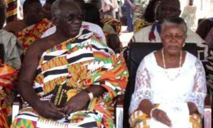 Ex-president Kufuor And Wife Forced Into Self-Isolation After Some Security Officers In Their House Tested Positive For COVID-19
