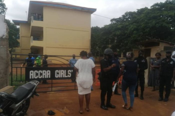 Berla Mundi Reveals 50 Students At Accra Girls SHS Have Tested Positive For Coronavirus