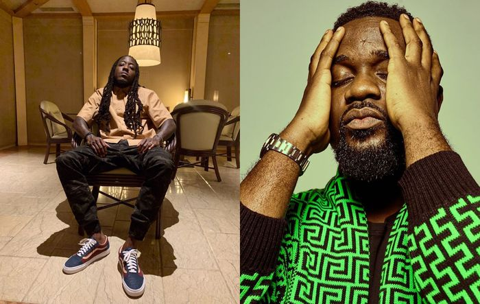 "VIDEO: Ace Hood Says Sarkodie Is A Big Liar For Lying About Their 2015 ""New Guy"" Collaboration"