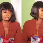 VIDEO: Ghanaian Lady Sadly Reveals She Has 40 Days To Live On Earth Because Her Nigerian Boyfriend Has Used Her For Money Rituals