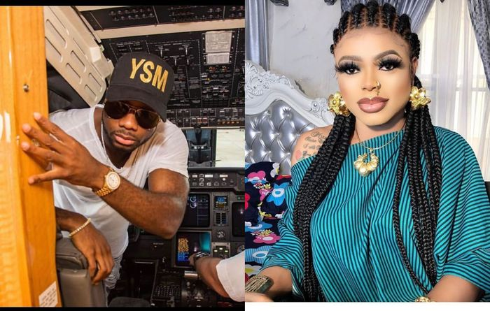 Bobrisky Finally Posts Photos Of His Rich Boyfriend Sponsoring His Lavish Lifestyle