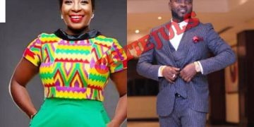 Forget About Master Richard! A Photo Of The Man Allegedly Sleeping With Gloria Sarfo Has Popped Up