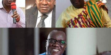 COVID-19 Goes After Government Officials; Sir John Is Dead, Mac Manu And Carlos Ahenkora In ICU After Testing Positive For Coronavirus