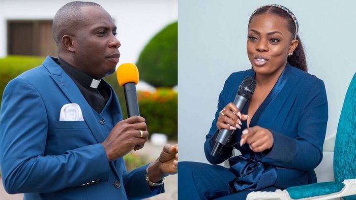 Nana Aba Anamoah Has Banned Producers Of GhOne TV From Featuring Counselor Lutherodt On Any Of Their Shows