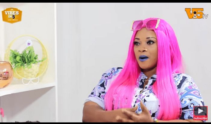 VIDEO: Ghanaian Lady Claims She Turns Into A Fish At Night To Visit Her Spiritual Family