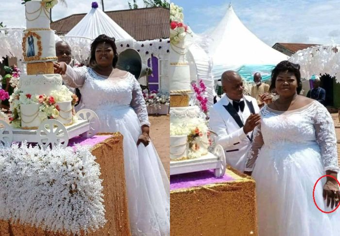 PHOTOS: Bride Sadly Dies A Day After Her White Wedding