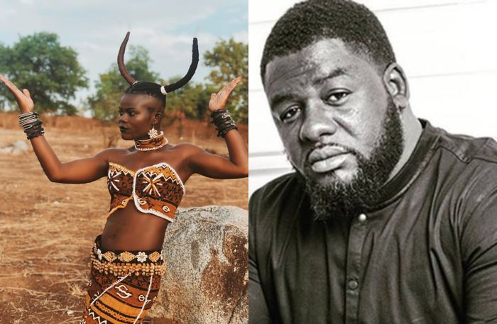 VIDEO: Bulldog Says Wiyaala Shows Skin But People Aren't Interested Because It's Too Hard