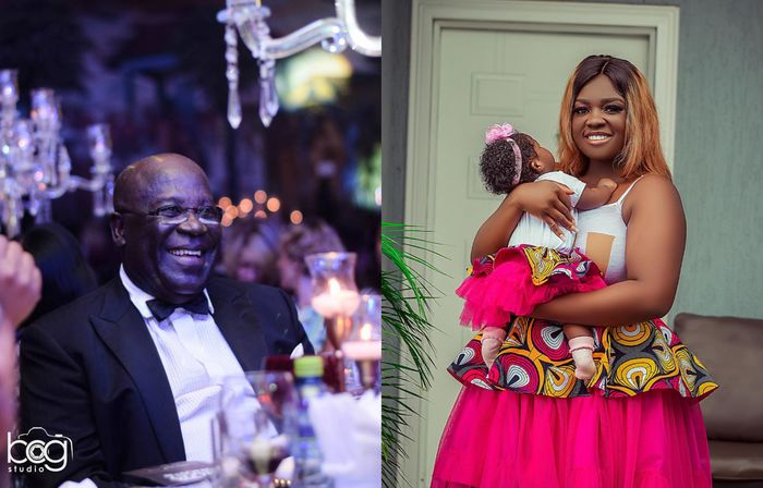 "Originator Of ""Putten"" And ""Mentain"" Words, Tracey Boakye, Speaks On Rumours That Sam Jonah Is The Father Of Her Daughter"