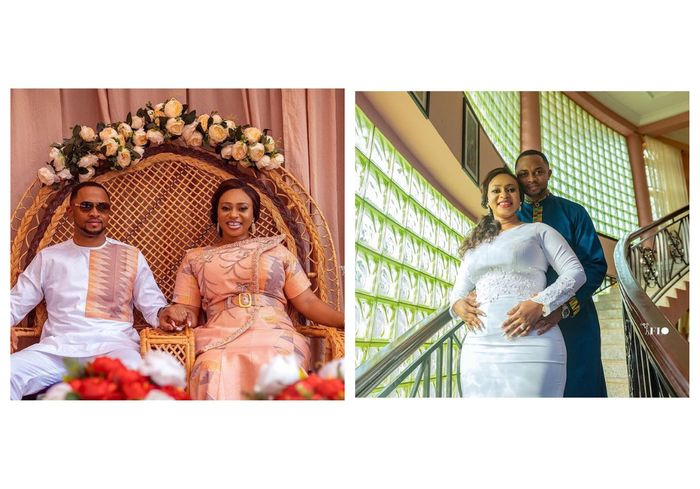 More Stunning Photos Of Adwoa Safo And Husband As They Celebrate One-year Of Marriage Anniversary