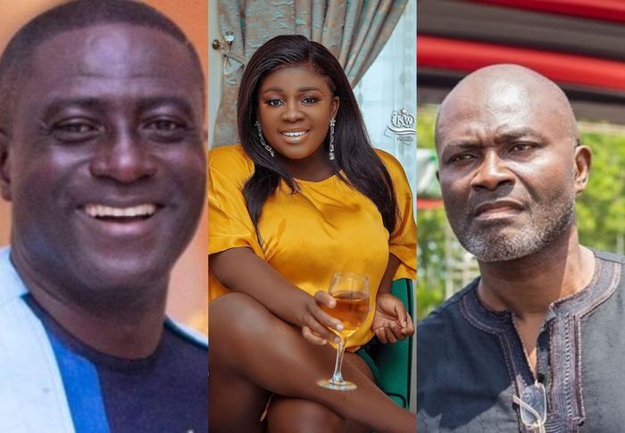 """VIDEO: Captain Smart Confirms Kennedy Agyapong Has A Video Of Tracey Boakye And Her """"Papa No"""" Bonking In A Car"""