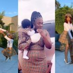 PHOTOS: Tracey Boakye Wanted To Style Up Like Cardi B But Ended Up Looking Like Sh!t