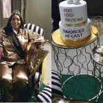 """PHOTOS: Woman Tags Herself As """"Divorced Diva"""" And Celebrates After Successfully Divorcing Her Husband"""