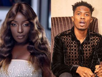 "Disappointed Eno Barony Drops A Diss Song For Charterhouse And Kwesi Arthur After She Was 'Robbed' Of The ""Best Rapper"" Award"