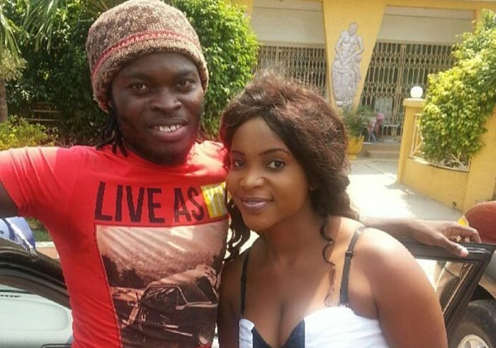 Here Is A Throwback Photo Of Tracey Boakye's First Baby Daddy And Benedicta Gafah