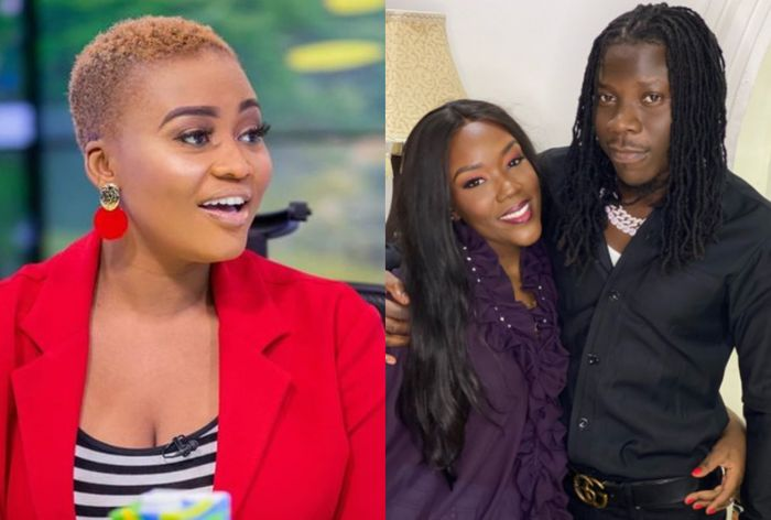 VIDEO: MzGee Says She's Heard People Allege That Stonebwoy Beats His Wife At Home