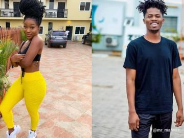 Efia Odo Chooses Kwesi Arthur Over Shatta Wale- Says She Will Spoil Him With Money If She Becomes Rich