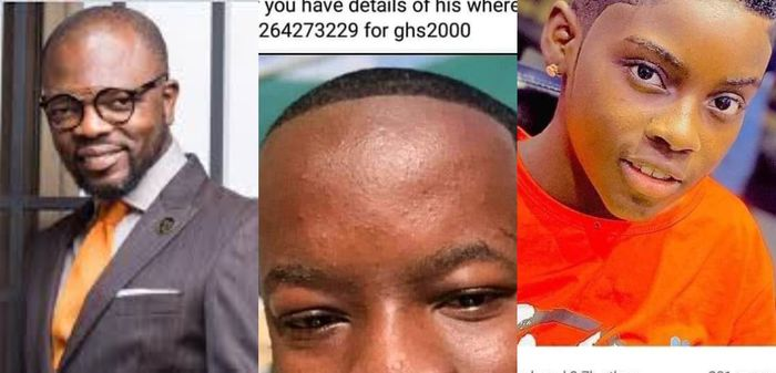 Okyere Darko Places Ghc2000 Bounty On The Head Of Guy Who Said He Would Chop DJ SWITCH