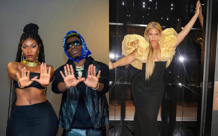 Wendy Shay And Shatta Wale To Drop A Banger To Celebrate Beyonce's Birthday On September 4