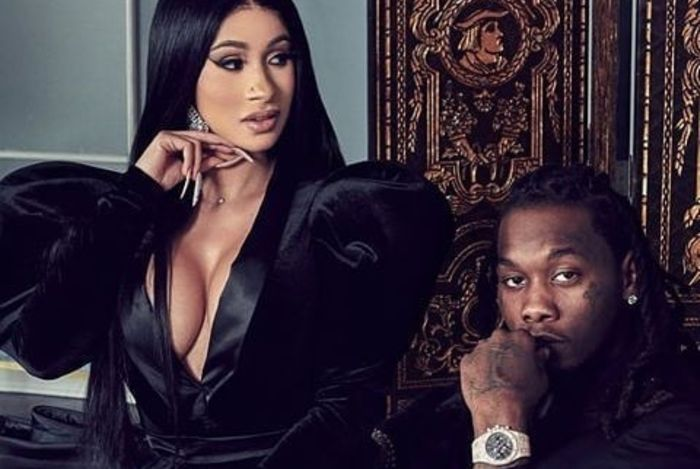 Cardi B Files For Divorce From Offset--And Wants Legal Custody Of Their Child, Kulture