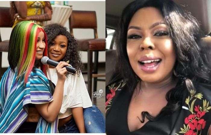 VIDEO: Nana Tonardo Reveals Afia Schwar Started Hating Akuapem Poloo After She Became Friends With Cardi B