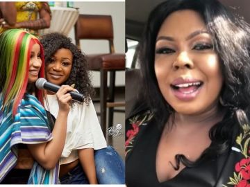 VIDEO: Nana Tonardo Reveals Afia Schwar Started Hating Akuapem Poloo After She Became Friends With Cardi B