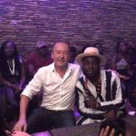 German Ambassador To Ghana, Christoph Retzlaff, Says Manifest Is His Favorite Ghanaian Rapper