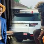 Shatta Wale Flaunts His Plush Mansion And Brand New Ford Escalade