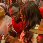 VIDEO: Funny Face Became The Black Sheep And He-goat At The Adonko Next Level Launch As He Made Jackie Appiah Very Uncomfortable