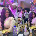 VIDEO: Jackie Appiah's Swollen Breasts And Potbelly Spark Pregnancy Rumours