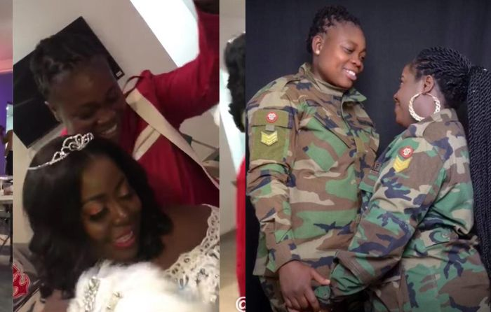 VIDEO: Two Ghanaian Women Have Gotten Married In Ghana Right Under The Nose Of The LawVIDEO: Two Ghanaian Women Have Gotten Married In Ghana Right Under The Nose Of The Law