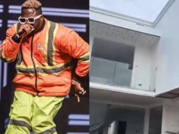 VIDEO: Medikal Is Building A Mansion After Marrying Fella Makafui - The Power Of Ayigbe Toffee