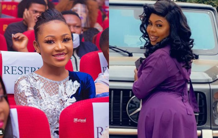 Afia Schwar Reacts To Akuapem Poloo's Accusations That She Released Her Video Online