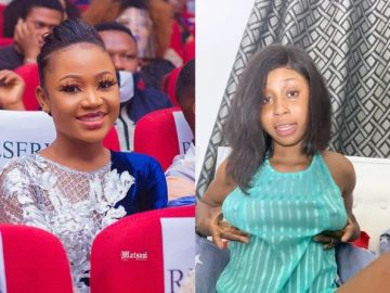 VIDEO: Weed-addict-looking Friend Of Akuapem Poloo Who Released Her Video Finally Speaks