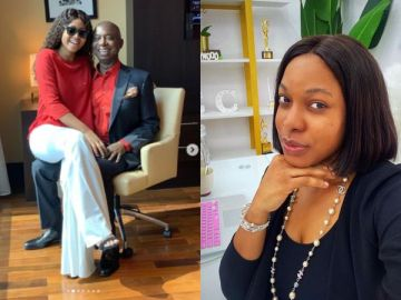 VIDEO: Nollywood Actress, Chika Ike, Is Having An Affair With Regina Daniels' Husband, Ned Nwoko