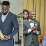 Sarkodie Is Still Decorating His Instagram Page With Photos Of His Fake Kofi Annan-UN Award Despite The Embarrassment