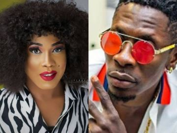 Ghanaian Bobrisky Says She Is In Love With Shatta Wale And Would Want To Marry And Have Kids With Him
