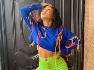 Akuapim Poloo Mocks Haters- Says Though She Is A Baby Mama, She Still Has A Flat Tummy