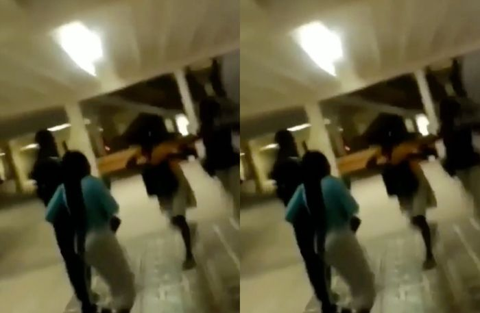 VIDEOS: Armed Robbers Reportedly Stab Two UCC Students On Campus